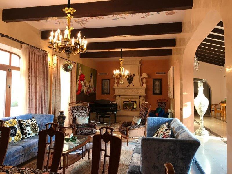 Incredible Villa In Benahavis Vanessa Van Camp S L