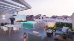 New apartments Marbella Centre penthouse pool